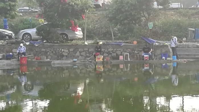 行好运钓鱼场