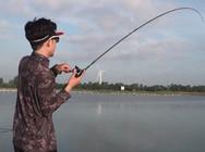 《EWE路亚》多鱼种实战纪录--美国红鱼篇