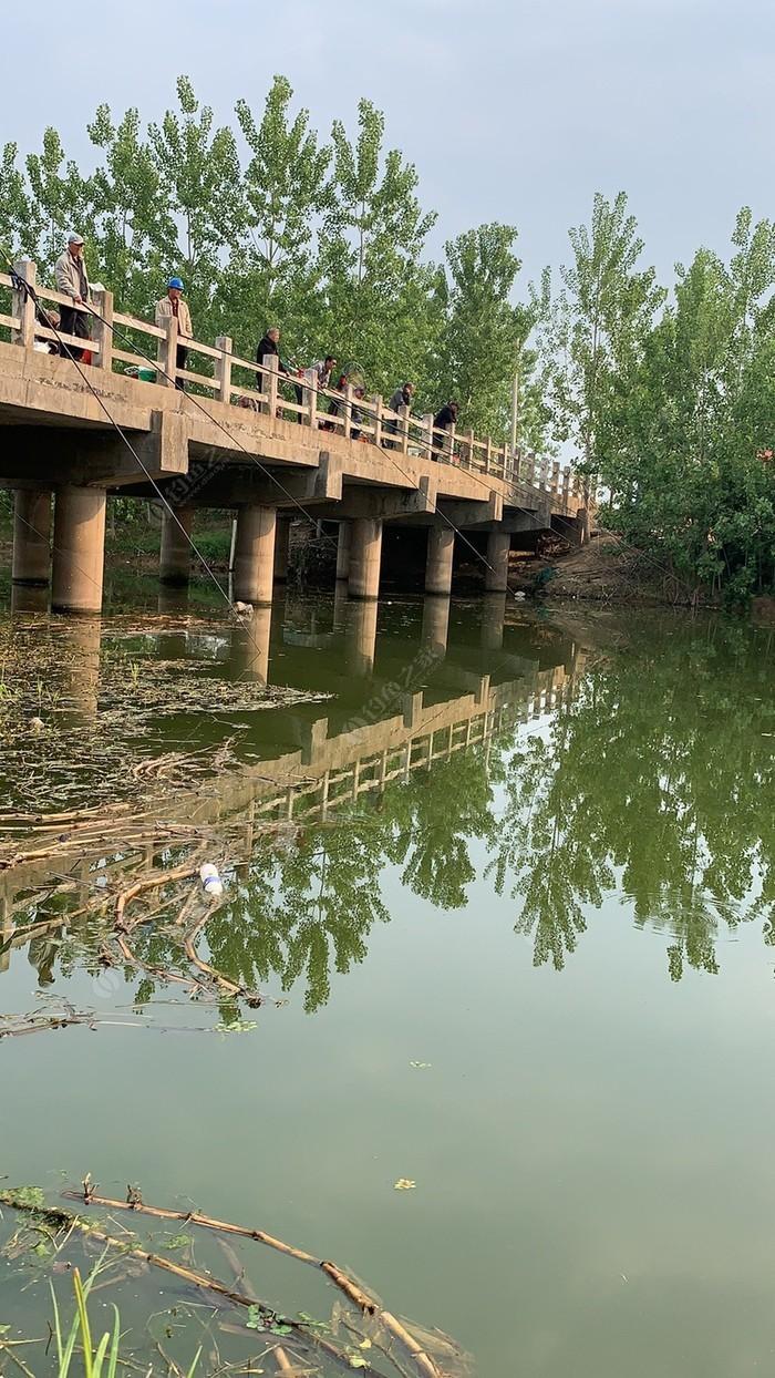 北大河玉兰庙河段