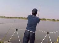 《麦子钓鱼》这种钓法可以边钓边玩手机,轻松钓获超大的黄辣丁