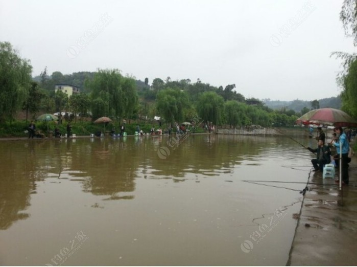 龙台西河垂钓园