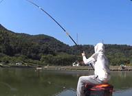 《麦子钓鱼》鱼线被拉呜呜响,连断两杆,这一次计划只实现了一半