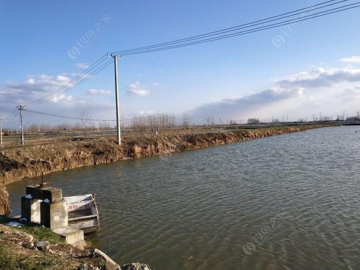 越里村大壩釣場
