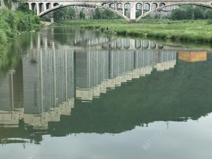 滨河桥野钓区