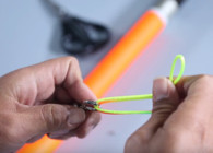 《钓鱼公开课》第36期丨制作线组—绑八字环