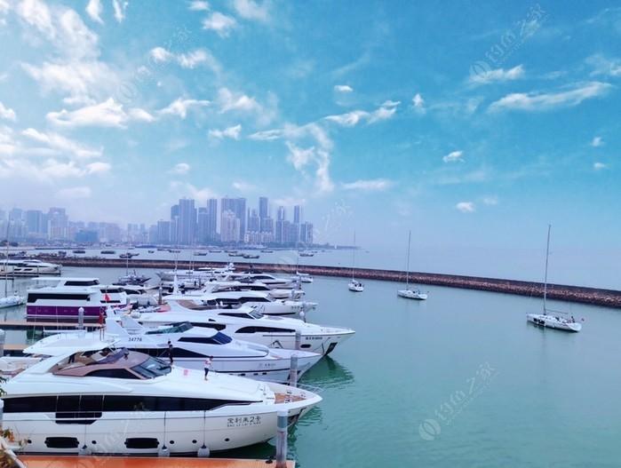 深圳湾游艇会