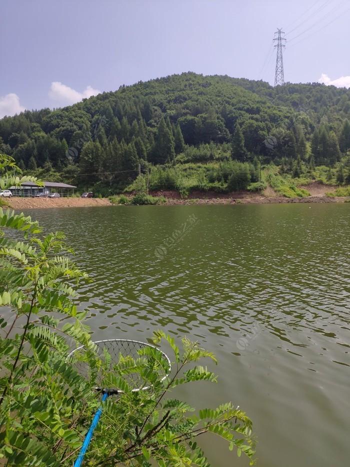 白山胜利水库