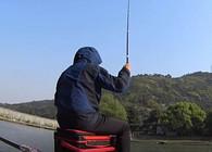 《麥子釣魚》釣魚實戰帶著任務釣板鯽,雙鉤被切!