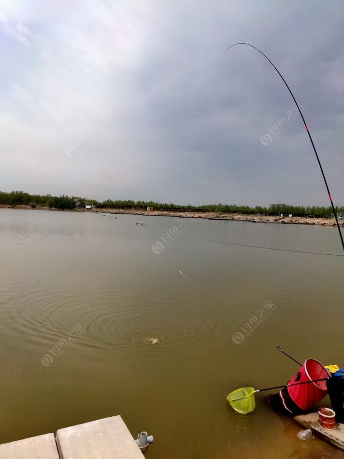 龙升湖垂钓园
