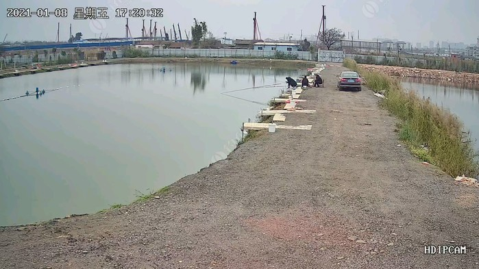 渔村巨物青鱼垂钓园