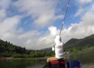 《麦子钓鱼》验证鱼口 甩大鞭钓大鱼 出钓建议把握时间点