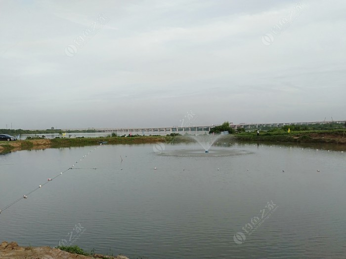 碧湖湾垂钓园