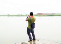 《浔鱼问道》初秋刺秦二代探钓里下河走船河道