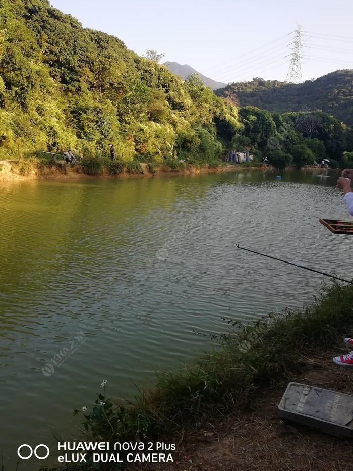 高地生态钓鱼场