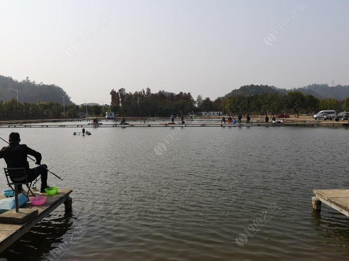 澜湖钓鱼场