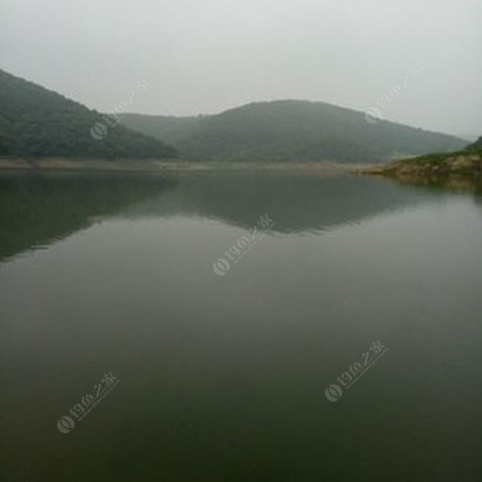 大湾南充堰鱼塘