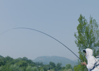 钓鱼之家无双鲤高碳新品3.6米实战测试 28偏19调 轻量钓快鱼