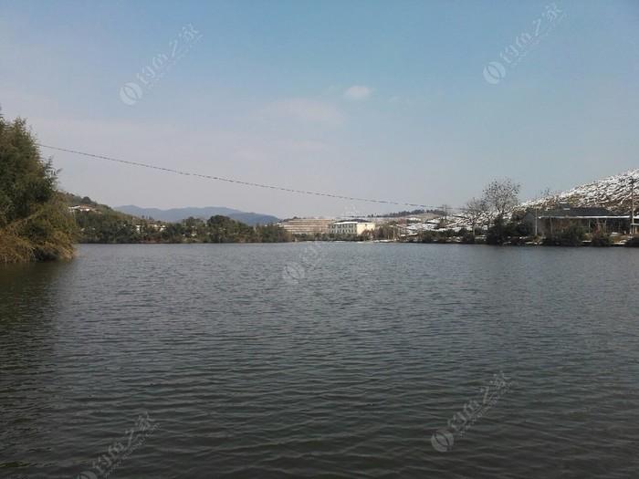 白湖塘水库