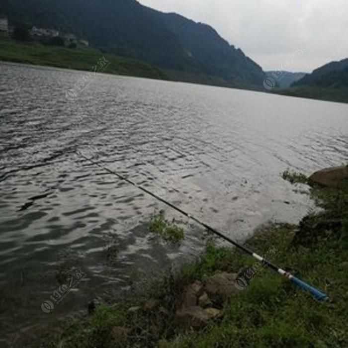 黄陂矿山水库