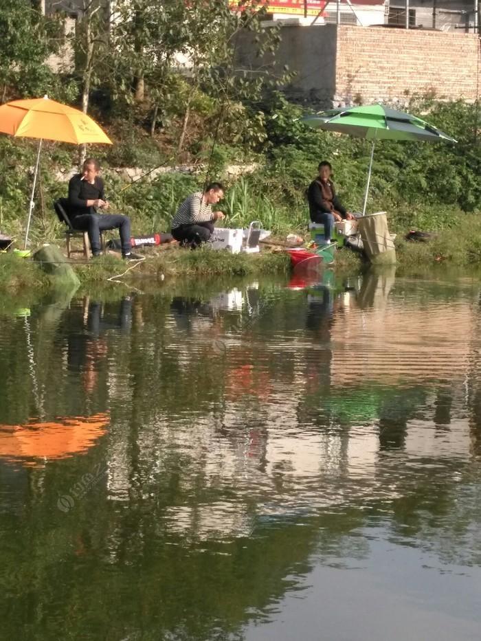 天乐钓鱼场