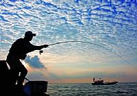 深圳三门岛钓海鱼