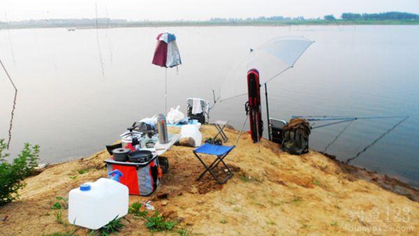 燕山水库钓鱼