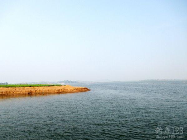燕山水库风景