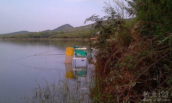 黄仁水库夏季钓鱼