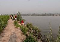 山西后湾水库(宝峰湖)大会师