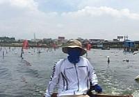 动鳡路亚团队马銮湾钓海鲢