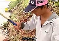 《垂釣對象魚視頻》武漢天元盛夏力博草魚群