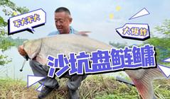 《游钓中国7》第21集 千人桥沙坑盘鲢鳙,鱼获大爆炸!