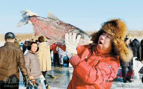 冬季捕鱼节