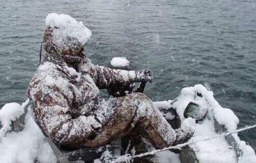 钓过一年四季:爱钓鱼就是这么任性
